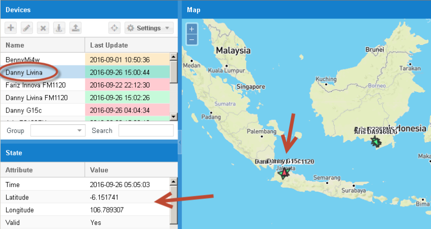 Traccar Tracker Server As Proxy – Benny Iskandar